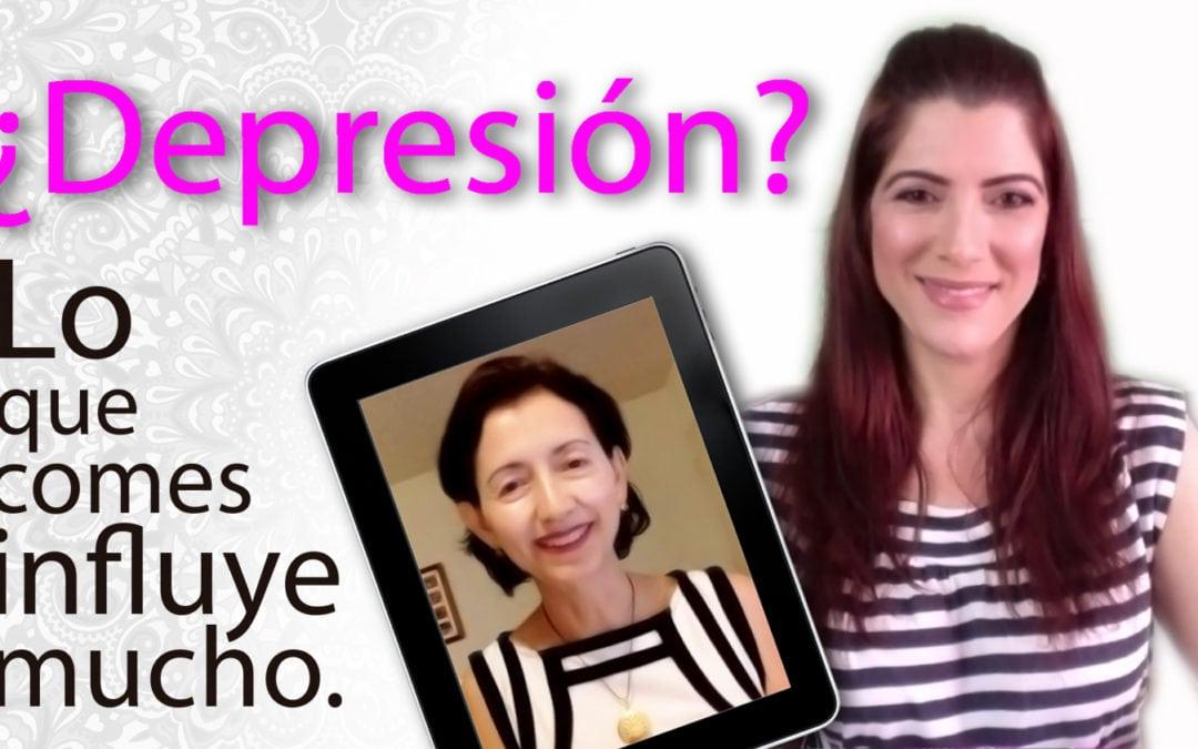Depresión: lo que comes influye MUCHO